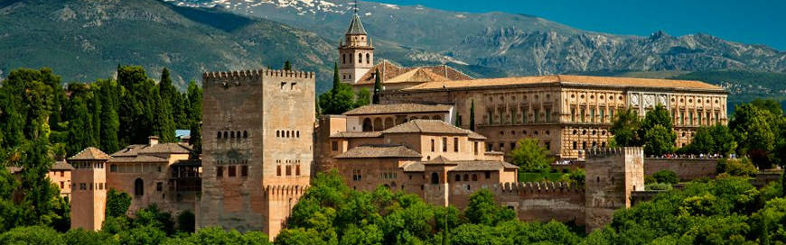 transfer from malaga airport to granada